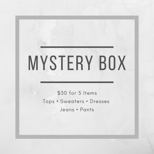 Bread & Butter Mystery Box